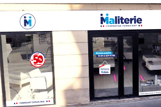 photo devanture magasin de Coignières
